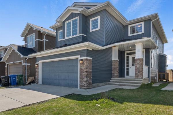 112 Redstone Villas NE, Calgary