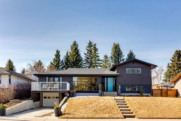 135 Wildwood Drive SW, Calgary