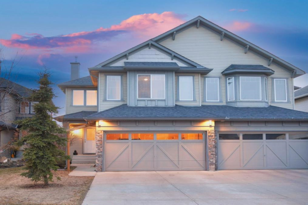 17 Cougarstone Place SW, Calgary