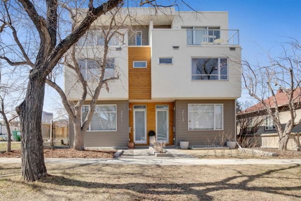 211 8 Street NE, Calgary