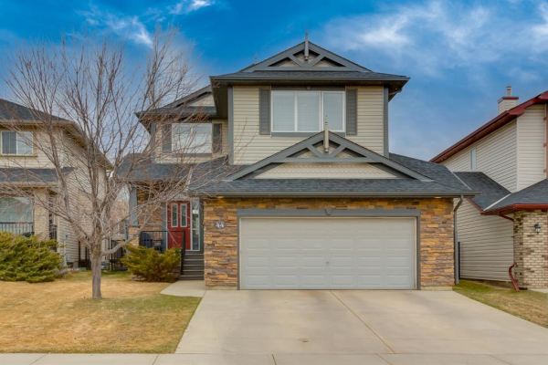 44 West Springs Close SW, Calgary