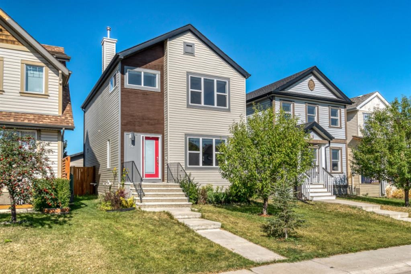 56 Copperstone Terrace SE, Calgary