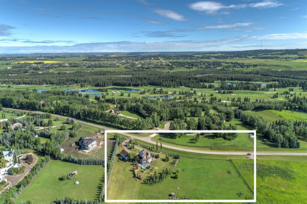 31055 Elbow River Drive, Rural Rocky View County