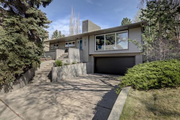 807 Crescent Boulevard SW, Calgary