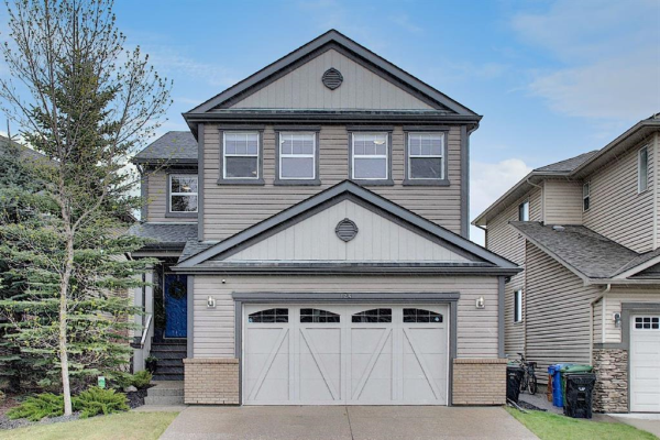 124 CHAPARRAL VALLEY Drive SE, Calgary
