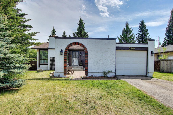 260 Cedarpark Drive, Calgary