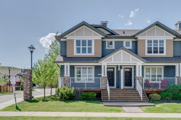 97 CHAPARRAL VALLEY Drive SE, Calgary