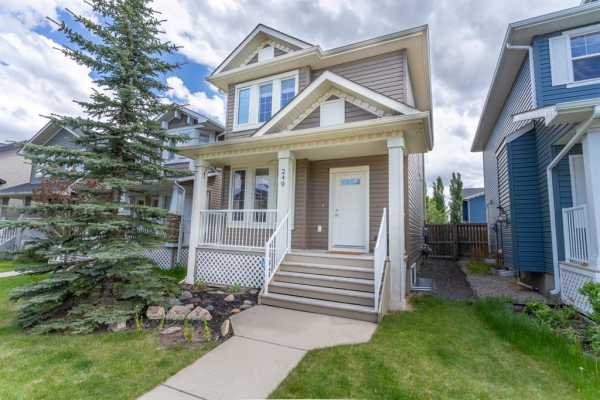249 EVANSDALE Way NW, Calgary
