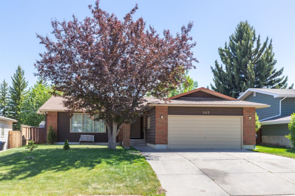 807 Cannell Road SW, Calgary