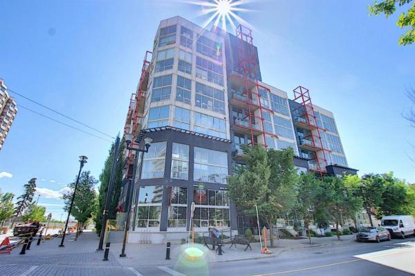 535 8 Avenue SE, Calgary