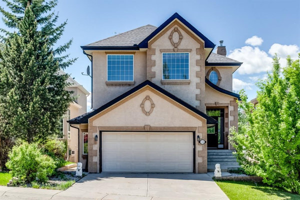 132 Cresthaven Place SW, Calgary