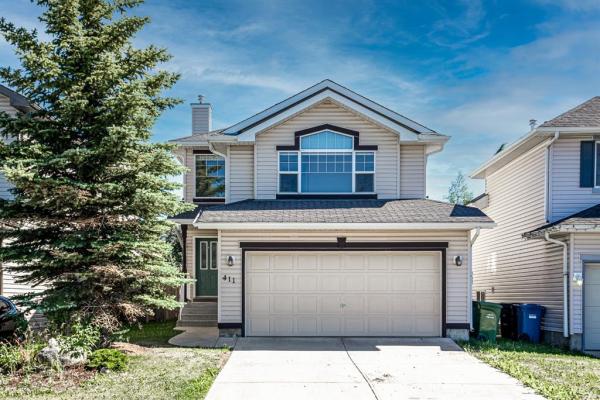 411 Bridlewood Avenue SW, Calgary