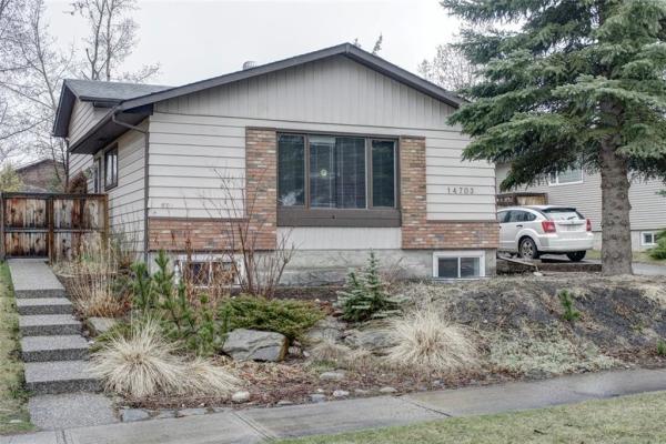 14703 Deer Ridge Drive SE, Calgary