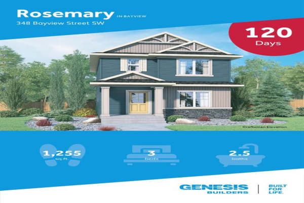 348 Bayview Street SW, Airdrie