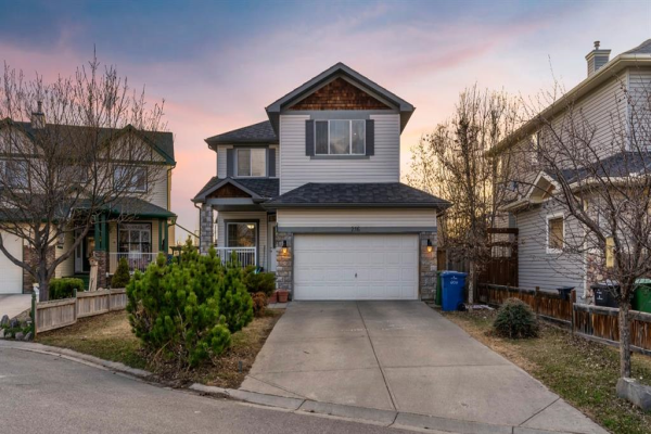216 West Creek Court, Chestermere