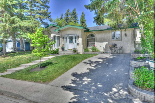 6 Roseview Drive NW, Calgary