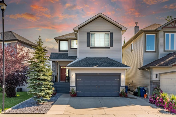 221 Canals Circle SW, Airdrie