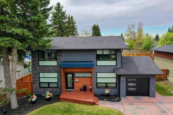 37 Roseview Drive NW, Calgary