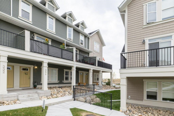 336 South Point Square SW, Airdrie