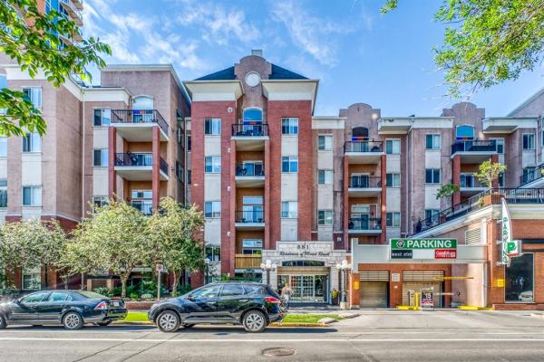 881 15 Avenue SW, Calgary