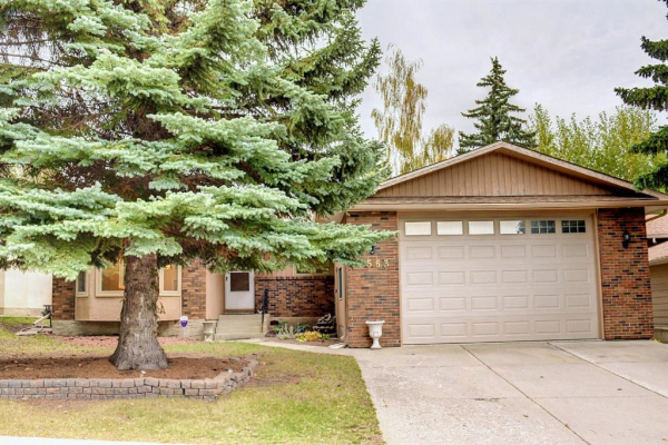 5563 Dalhart Hill NW, Calgary