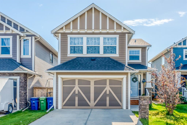 1837 Reunion Terrace NW, Airdrie