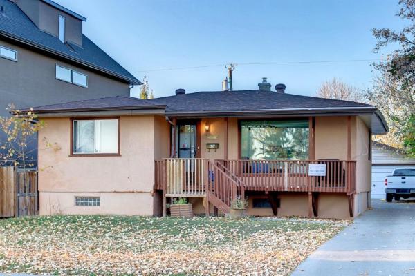 456 18 Avenue NE, Calgary