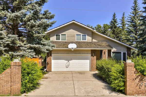 7304 BOW Crescent NW, Calgary