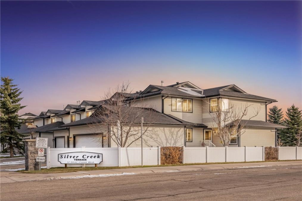 #30 12 SILVER CREEK BV NW, Airdrie