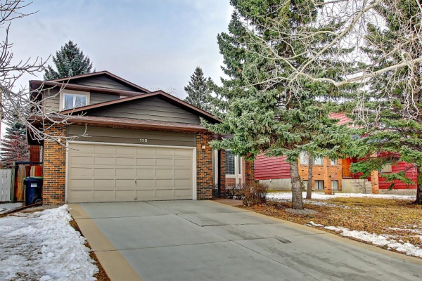 115 EDENWOLD CR NW, Calgary
