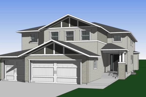 220 ASPENMERE WY , Chestermere
