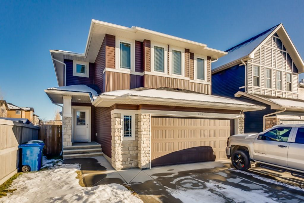 203 RAVENSCROFT GR SE, Airdrie