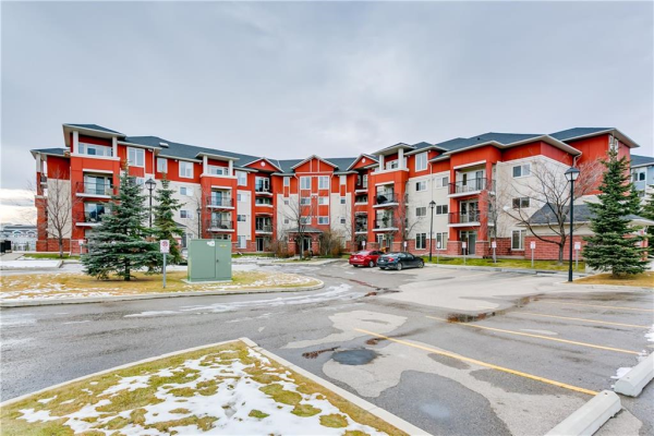 #409 156 COUNTRY VILLAGE CI NE, Calgary
