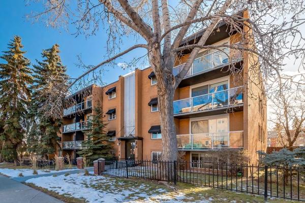 #302 501 57 AV SW, Calgary