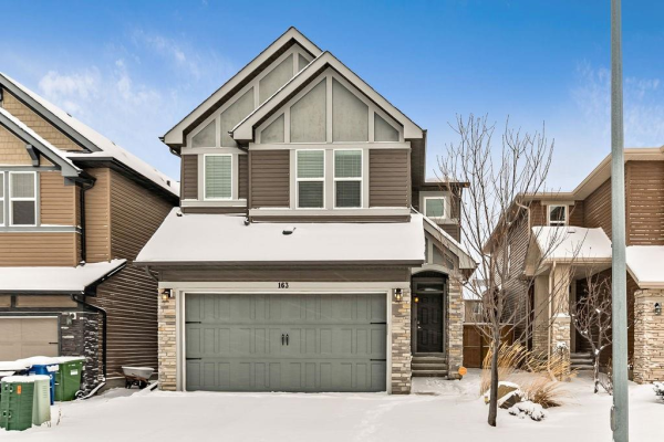 163 COUGAR RIDGE MR SW, Calgary