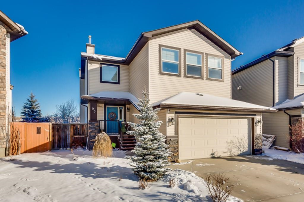 93 TANNER CL SE, Airdrie