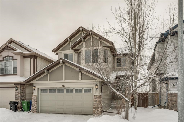 344 EVERSYDE WY SW, Calgary