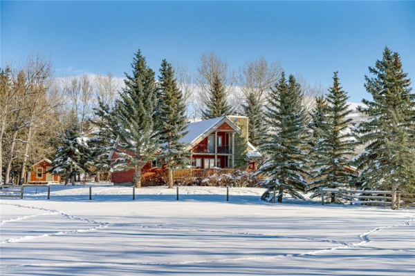 394002 192 ST W, Rural Foothills County
