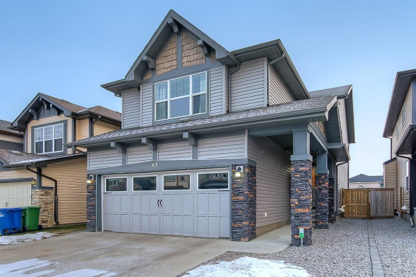 63 Morningside ME SW, Airdrie