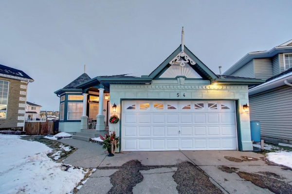 54 ARBOUR CREST CL NW, Calgary