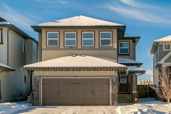 1056 HILLCREST LN SW, Airdrie