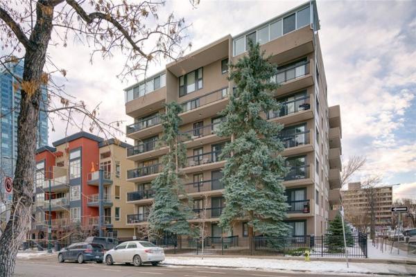 1033 15 Avenue SW, Calgary