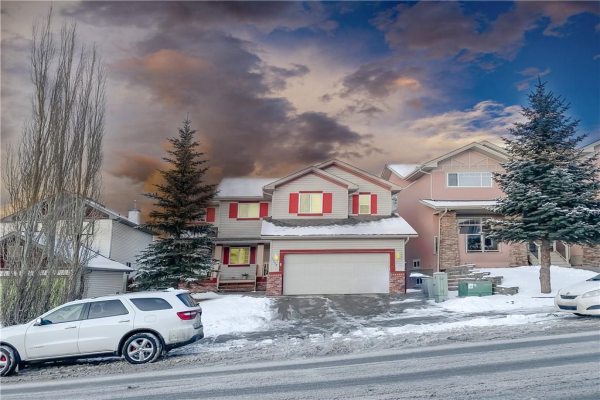 1732 HIDDEN CREEK WY NW, Calgary