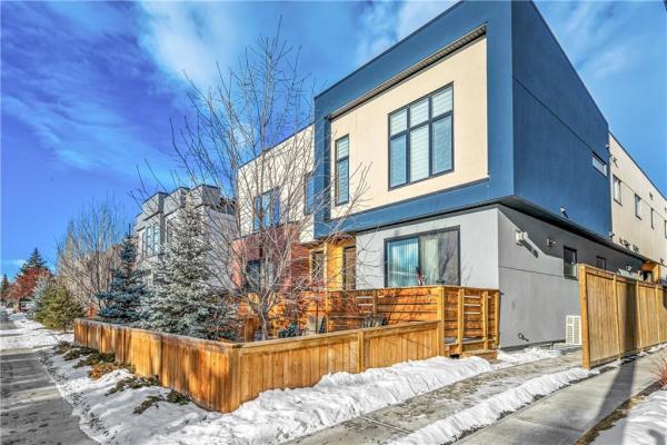 #2 1710 KENSINGTON RD NW, Calgary