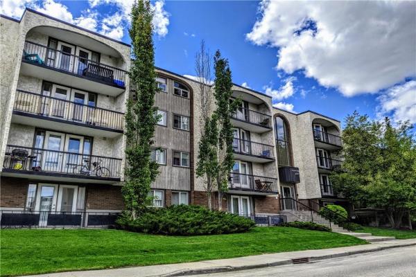 #301 2317 17B ST SW, Calgary