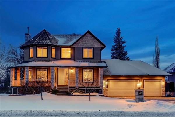 683 East Lakeview RD , Chestermere
