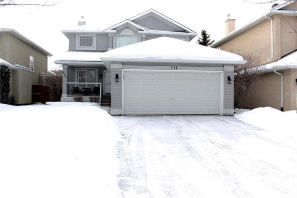 414 MOUNTAIN PARK DR SE, Calgary