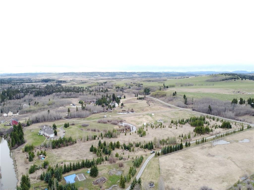Priddis Valley Road  , Priddis