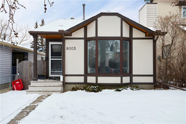 8005 RANCHVIEW DR NW, Calgary