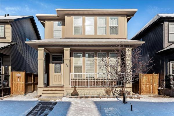 58 EVANSPARK RD NW, Calgary